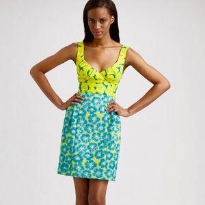 Nanette Lepore Floral Girls Only Dress NWOT